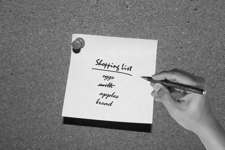 shopping-list-2042878_960_720