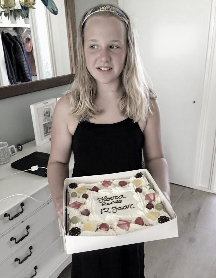 Dag basisschool | Renee 12jaar