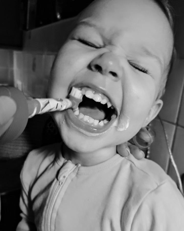 Het tandenpoetsdrama, hoe gaat hetnu!?
